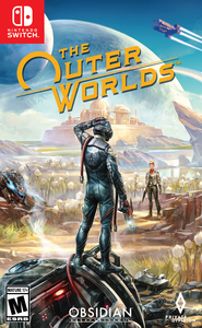 The Outer Worlds (Nintendo Switch) - Pre-owned