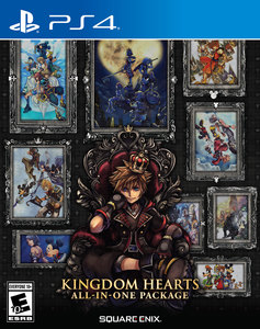 Kingdom Hearts All-in-One Package (PS4)