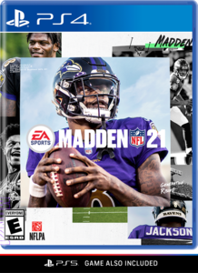 Madden NFL 21 (PS4) - Pre-owned