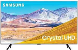 Samsung UN43TU8000FXZA 43-inch 4K LED Smart Tizen TV