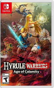 Hyrule Warriors: Age of Calamity (Nintendo Switch) - Pre-owned