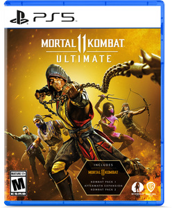 Mortal Kombat 11: Ultimate Edition (PS5)