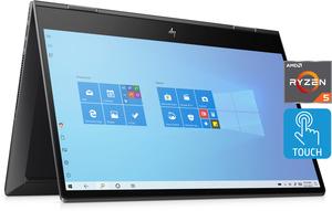 HP Envy x360 Ryzen 5 4500U, 8GB RAM, 256GB SSD, 1080p Touch