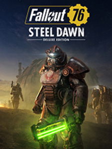 Fallout 76: Steel Dawn Deluxe Edition (PC Download)