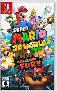 Super Mario 3D World + Bowser'™s Fury (Nintendo Switch)