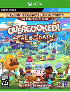 Overcooked! All you Can Eat (Xbox One/Series X)