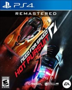 Need For Speed: Hot Pursuit Remastered (PS4) - Pre-owned