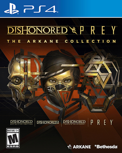 Dishonored & Prey: The Arkane Collection (PS4/PS5)