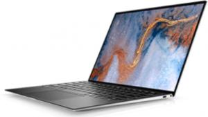Dell XPS 13 9300, Core i7-1065G7, 8GB RAM, 256GB SSD, 4K Touchscreen