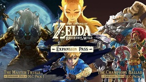 The Legend of Zelda: Breath of the Wild Expansion Pass (Nintendo Switch Download)