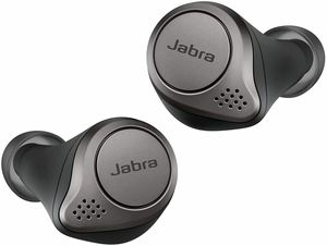 Jabra Elite Active 75t Wireless Earbuds with Wireless Charging (Refurbished)