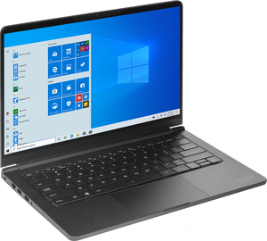 EVOO Elite Laptop, Ryzen 5 3500U, 8GB RAM, 256GB SSD