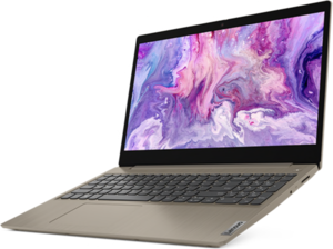 "Lenovo IdeaPad 3 15"", Core i3-10110U, 8GB RAM, 256GB SSD, 720p Touch"