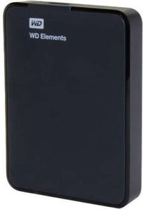 WD Elements 1.5TB External Hard Drive WDBU6Y0015BBK