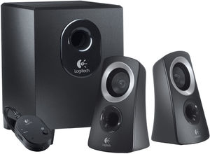 Logitech Z313 Speaker System (Refurbished)