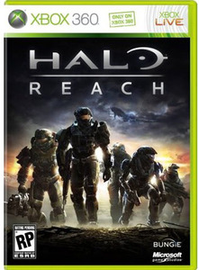 Halo: Reach (Xbox 360) - Download Card
