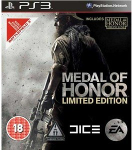 Medal of Honor Limited Edition (PS3) - Pre-owned